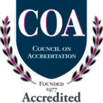 Council On Accreditation seal